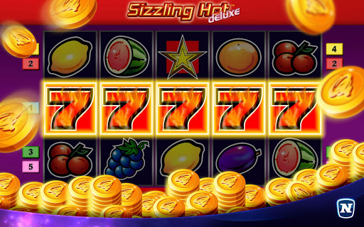 Sizzling Hotu2122 Deluxe Slot screenshots 9
