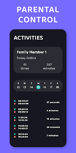 WOLT – Online & Last Seen Tracker for Families 2