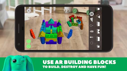 DEVAR - Augmented Reality App  screenshots 2