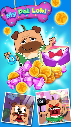 ud83dudc36ud83dudc36My Pet Loki - Virtual Dog 2.5.5026 screenshots 21