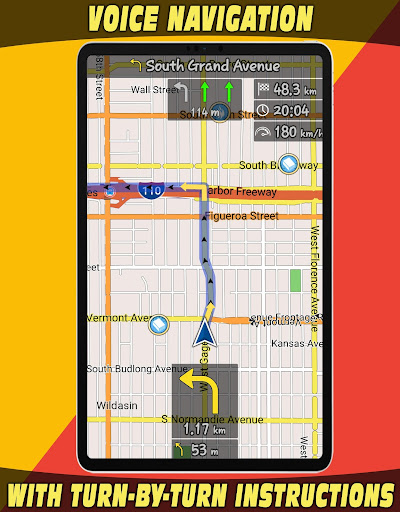 GPS Navigator with Offline Maps 2.6 Screenshots 11