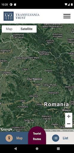 TransylvaniaTrust screenshot 2