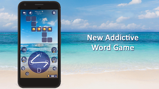 Word Beach: Fun Relaxing Word Search Puzzle Games