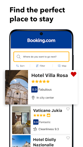 Download Booking.com: Hotels, Apartments & Accommodation mod apk 1