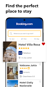 Booking.com: Hotels, Apartments & Accommodation 2