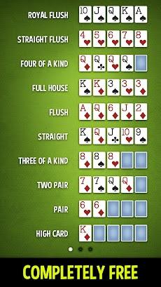 Poker Hands - Learn Poker FREEのおすすめ画像1