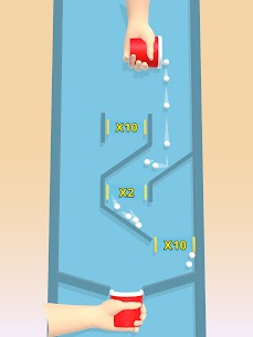 Bounce and collect MOD 4