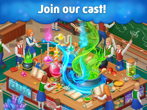 Spellmind - Magic Match  screenshots 17