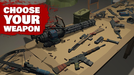 Overrun Zombie Tower Defense: Free Apocalypse Game  screenshots 1