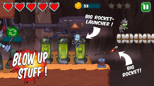 Zac vs Zombies - Full Version  screenshots 1