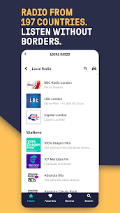 TuneIn Radio Pro – Live Radio MOD (Paid) 3
