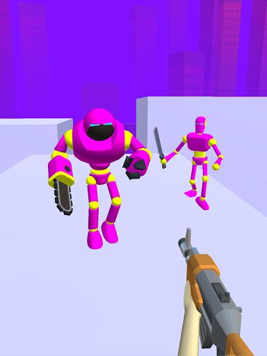 Gun Master 3D: Shoot 'Em Down android2mod screenshots 8