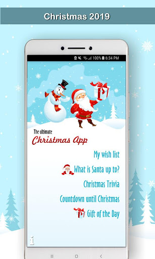 Christmas App 2020 1.5 Screenshots 1