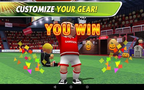 Mobile Soccer screenshots 18