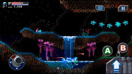 willy jetman: astromonkey's revenge screenshot 3