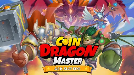 Coin Dragon Master - AFK Slot RPG 1.3.1 screenshots 14
