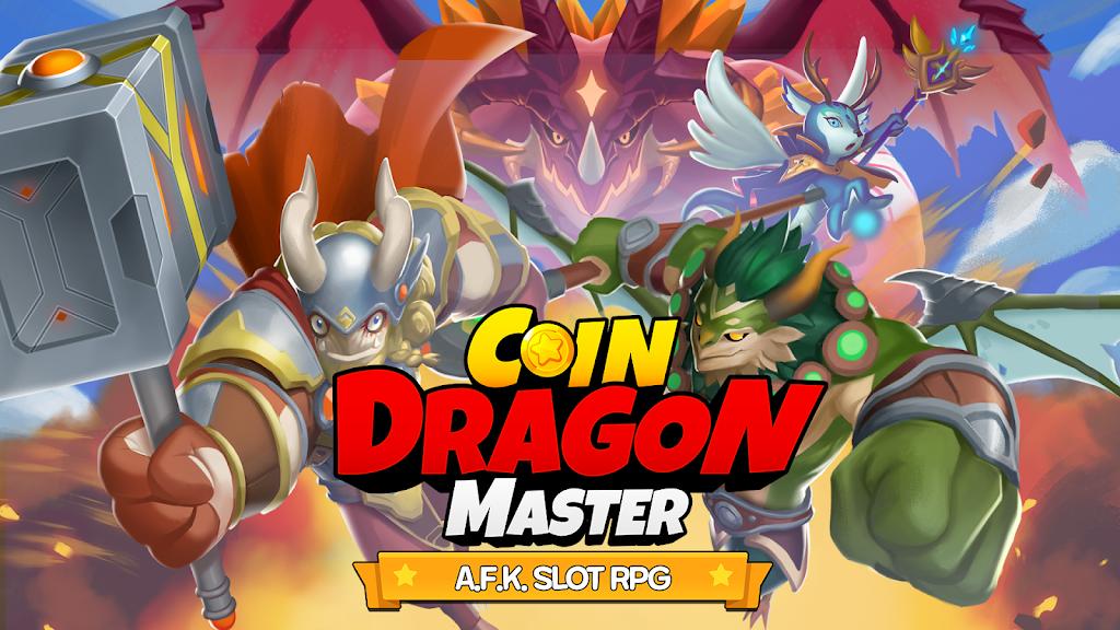 Coin Dragon Master - AFK RPG poster 14