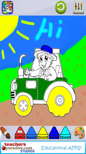 Coloring Book for Kids screenshots 19