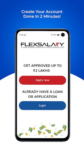 Instant Personal Credit Line Loan App - FlexSalary apktram screenshots 4