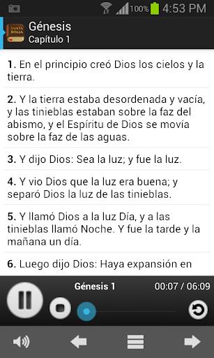 Santa Biblia Reina Valera  Screenshots 2