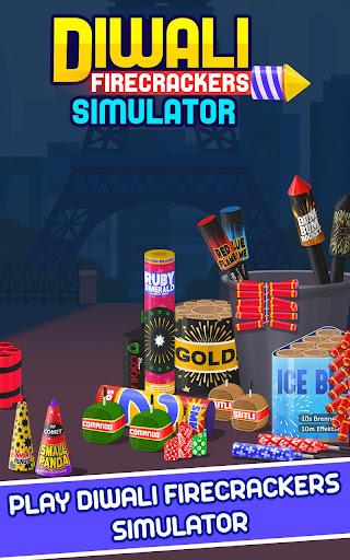 Diwali Firecrackers Simulator- Diwali Games  screenshots 9