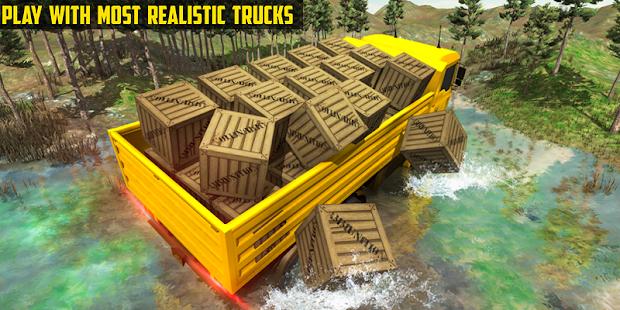 Offroad Driver Cargo Trucker screenshots 2
