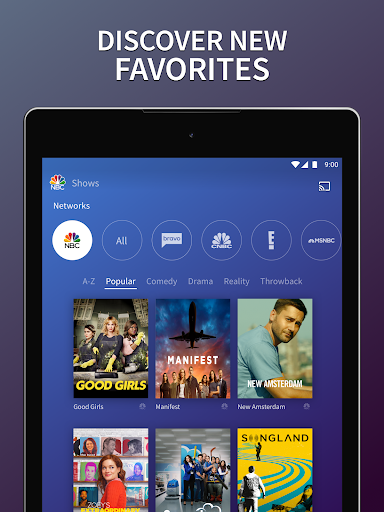 The NBC App - Stream Live TV and Episodes for Free 7.17.1 Screenshots 8