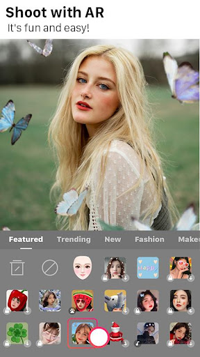 Meitu u2013 Beauty Cam, Easy Photo Editor 9.0.4.5 screenshots 2