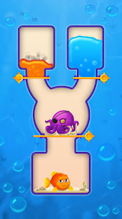 Save the Fish - Pull the Pin Game  Screenshots 6