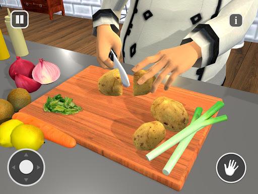 Cooking Spies Food Simulator Game 7 screenshots 7
