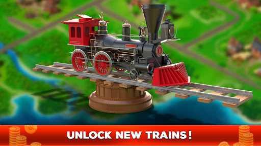 Idle Train Empire modavailable screenshots 14