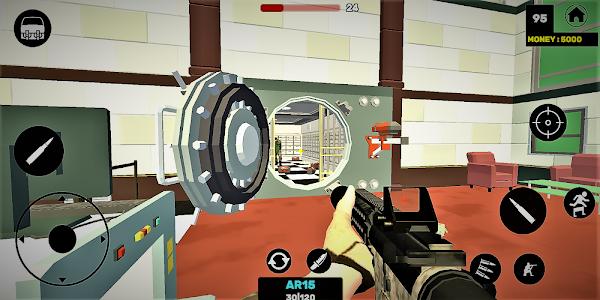 Heist Man(FPS Heist Game) 1.1