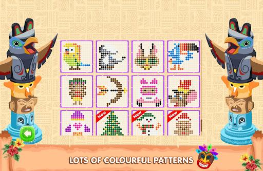 Mosaic Beads Puzzle: Hama Magic 3.2 screenshots 3
