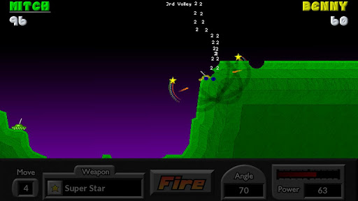 Pocket Tanks 2.5.2 screenshots 4