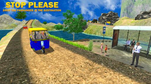 Chingchi Game Simulator : Crazy Tuk Tuk Rickshaw 1.6 screenshots 8
