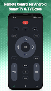 Remote Control for Android TV Pro MOD APK 1