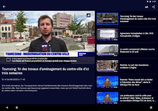 BFMTV - Actualitu00e9s France et monde & alertes info 7.2.0 Screenshots 24