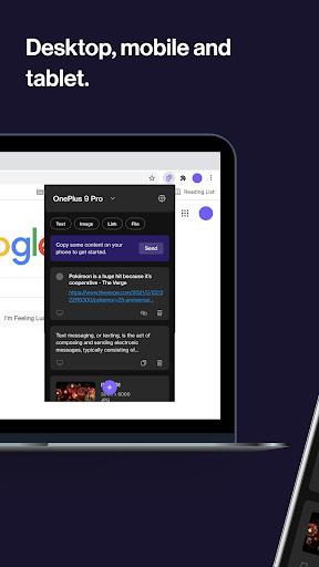 Clipt - Copy & Paste Across Devices screenshots 3