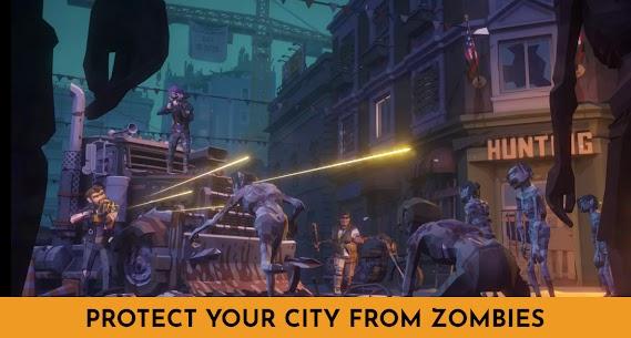 Zombie Survival Battle: Apocalypse 5