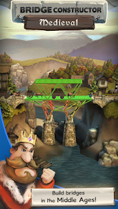 Bridge Constructor Medieval APK Android Game 1