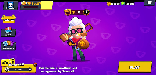 Box Simulator for Brawl Stars with Brawl Pass 5.4 screenshots 1