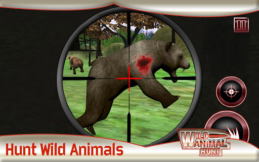 Wild Animal Hunt : Jungle For PC Windows (7, 8, 10, 10X) & Mac Computer Image Number- 7