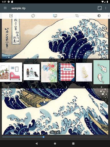 ComicScreen - ComicViewer 2152 Screenshots 8
