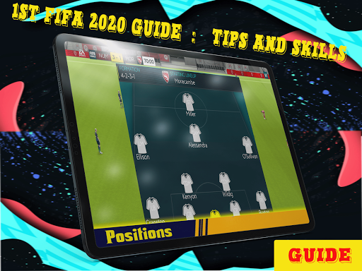 Guide For Fifa2020 : new tips and celebrations 0.8 Screenshots 12