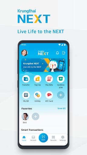 Download Krungthai NEXT mod apk