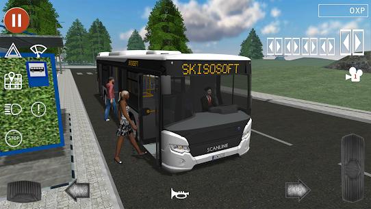 Public Transport Simulator MOD APK v1.35.4 (MOD, Unlimited XP) 3