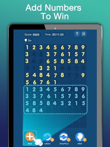 Match Ten - Number Puzzle 0.1.7 screenshots 6