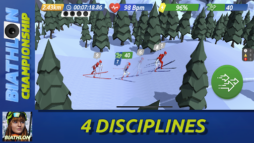 Biathlon Championship 1.2.2 screenshots 2