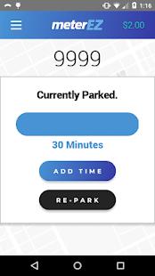 MeterEZ | Meter Easy - Mobile Parking App