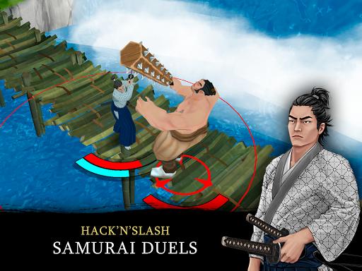Bushido Saga - Nightmare of the Samurai apkpoly screenshots 9